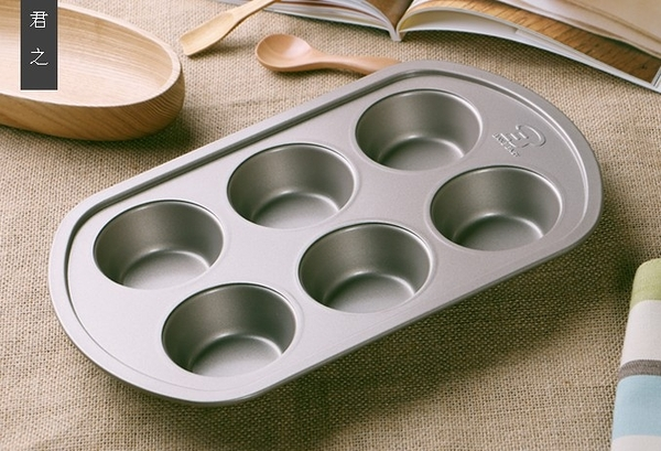 【協貿國際】家用烘焙馬芬烤盤