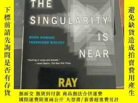 二手書博民逛書店The罕見singularity is near(1)Y2596