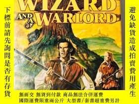 二手書博民逛書店A罕見Wizard and A WarlordY274081 C