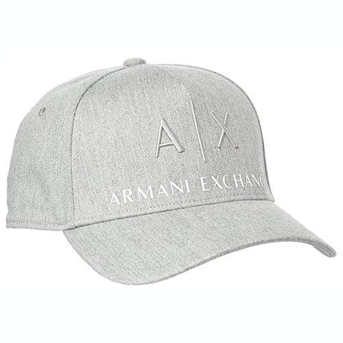 ARMANI EXCHANGE A/X 棒球帽(灰色)