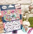 迪士尼悠遊卡貼票卡貼紙 米奇米妮 小花米妮 滿版米妮 悠遊卡貼票卡貼紙 COCOS DS025