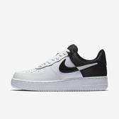 Nike Air Force 1 07 LV8 1 [BQ4420-100] 男鞋 運動 休閒 經典款 球鞋 穿搭 白黑