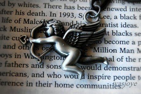 小天使鑰匙墜 扣墜