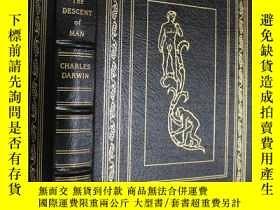二手書博民逛書店英文原版罕見人類的由來THE DESCENT OF MANY13