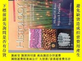 二手書博民逛書店罕見Histology-組織學Y436638 Michael H. Ross P... Lww, 2006 I