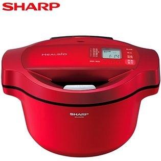 展示機出清! SHARP 夏普KN-H16TA 1.6L 0水鍋無水鍋 日本製造