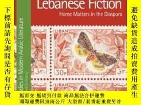 二手書博民逛書店Post-war罕見Anglophone Lebanese Fiction: Home Matters In Th