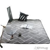 地毯 北歐家用地毯榻榻米臥室房間客廳門墊滿鋪床邊茶幾沙發長方形 Cocoa YTL