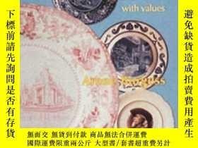 二手書博民逛書店A罕見Collector s Guide To Souvenir Plates-紀念牌收藏指南Y436638