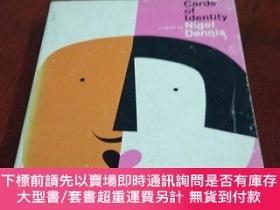 二手書博民逛書店CARDS罕見OF IDENTITY 牌的身份(英文原版)Y20470 Nigel Dennis meridi