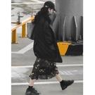 碎花連衣裙夏 碎花吊帶連衣裙子茶歇法式胖mm顯瘦長裙2021年新款夏季大碼女裝潮 設計師