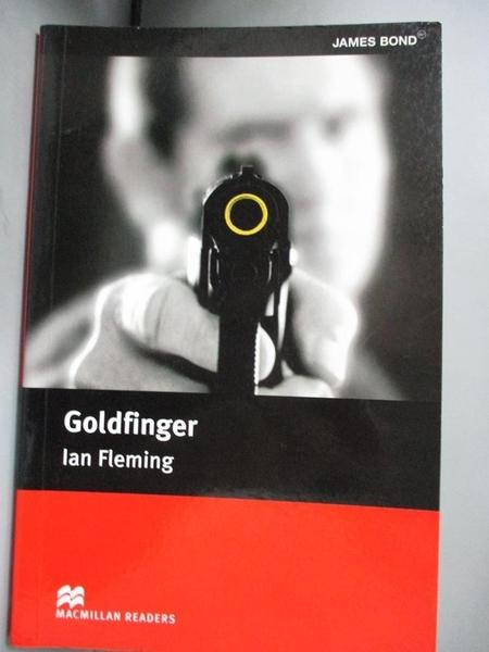 【書寶二手書T1/語言學習_LOZ】Macmillan(Intermediate): Goldfinger_Ian Fleming