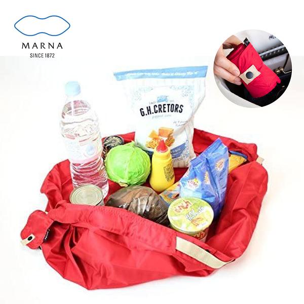 【MARNA】Shupatto系列環保收納購物袋(顏色任選)
