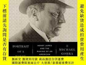 二手書博民逛書店Portrait罕見Of A NovelY255562 Michael Gorra Liveright 出版