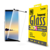 【hoda官方賣場】【Samsung Galaxy Note8】3D全曲面9H鋼化玻璃保護貼(內縮滿版UAG專用)