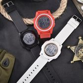 電子錶男士電子手錶女學生韓國韓國簡約潮流休閒大氣運動防水【限時八五折】