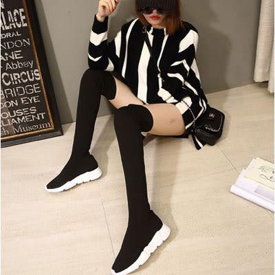 休閒性感襪靴及膝靴 ♥ onetwo♥