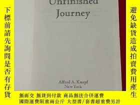 二手書博民逛書店罕見《未完成的旅行》1976 (書名是網上翻譯的僅供參考,書內大量資料圖片,