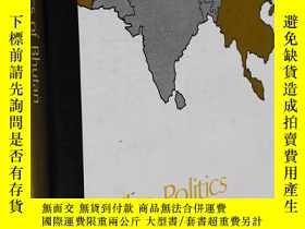 二手書博民逛書店英文原版罕見布面精裝 Politics of Bhutan (South Asian Political Syst
