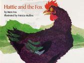 『說口好英文--第8週』- HATTIE AND THE FOX  / 平裝繪本 《主題:經典押韻》
