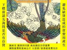 二手書博民逛書店Coloring罕見Animal MandalasY410016 Wendy Piersall Ulysses