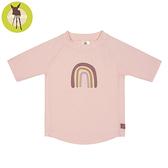 【新品上市】德國Lassig-嬰幼兒抗UV短袖泳裝上衣-夢想彩虹