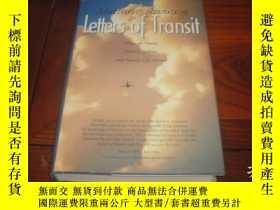 二手書博民逛書店Letters罕見of Transit : Matthew Mi