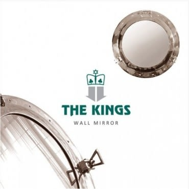 THE KINGS Ocean Adventurer海洋冒險家復古工業船艙鏡