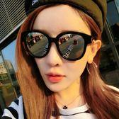 【TT】墨鏡女 明星款網紅新款圓臉韓版優雅眼鏡圓形個性太陽鏡女士