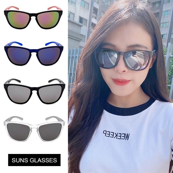 MIT時尚百搭太陽眼鏡/情侶墨鏡/男女適用/物超所值/抗UV400標準局檢驗合格