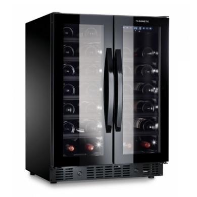 【得意家電】DOMETIC S40FGD 雙門雙溫專業酒櫃