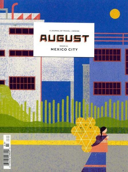 AUGUST 第3期:MEXICO CITY