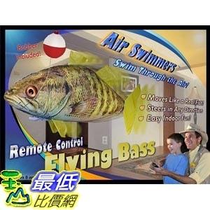 [美國直購] William Mark 267 Air Swimmers Remote Control Flying Bass 室內玩具
