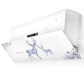 空調擋風板 卡通空調擋風板 空調風口擋板遮導風板防直吹擋風罩 交換禮物YXS 交換禮物