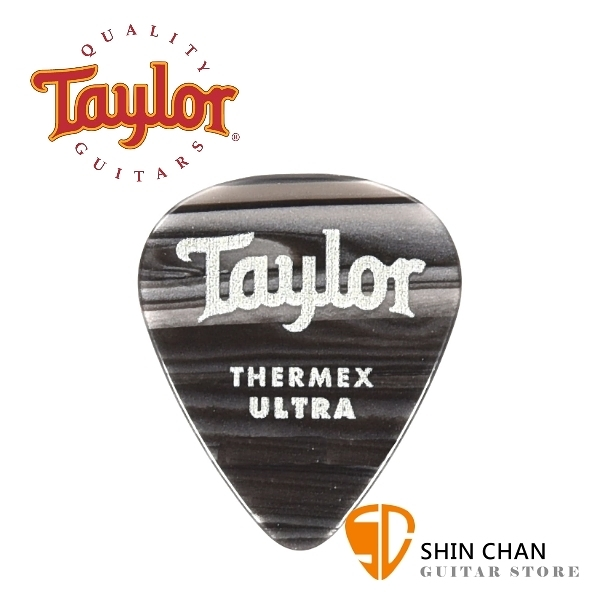 Taylor 超頂級彈片 351 Thermex Ultra 進口原廠彈片 Pick【厚度:1.0mm/1.25mm/1.5mm】