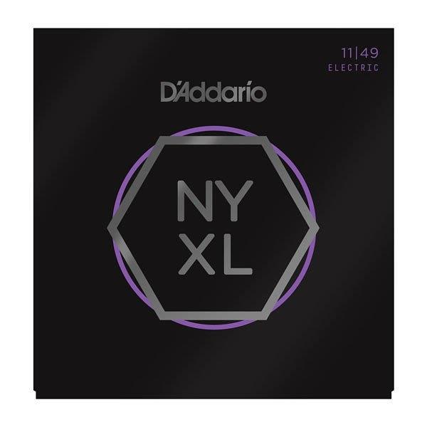 唐尼樂器︵美國製公司貨 Daddario NYXL1149 (11-49) Nickel Wound 電吉他套弦