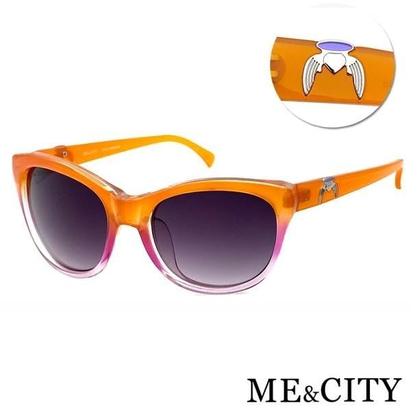 【南紡購物中心】【SUNS】ME&CITY 永恆之翼時尚太陽眼鏡 義大利設計款 抗UV400 (ME 120031 L262)