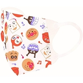 小禮堂 麵包超人 立體口罩 (音符款) 4549660-37479