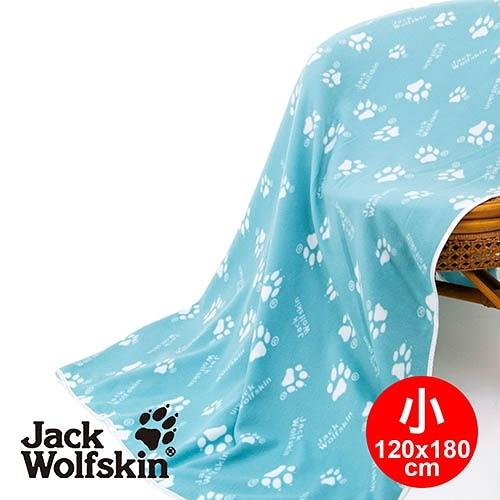 Jack Wolfskin飛狼 四季毯-藍綠(小)