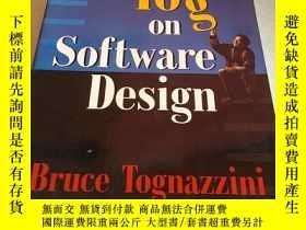 二手書博民逛書店Tog罕見On Software DesignY313255