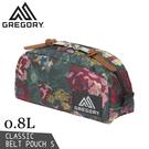 【GREGORY 美國 0.8L BELT POUCH S 收納包《花園油彩》】110157/腰包/隨身包/化妝包