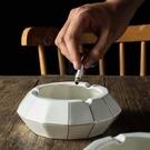 陶瓷煙灰缸創意家用創意個性客廳茶幾潮流i...