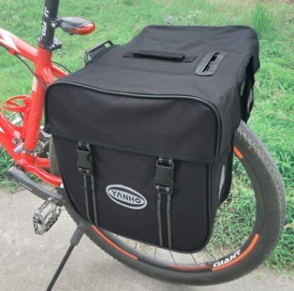旅行山地公路腳踏車后貨架包