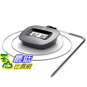 [美國直購] 烤箱 燒烤溫度計 Cappecs Kitchen / Oven / BBQ / Smoker Thermometer - High temperature resistant cable _TC1
