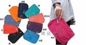 ~雪黛屋~Velamtino化妝包零錢包分類包手拿包多功能進口專櫃進口超輕防水尼龍布材質 A136-001