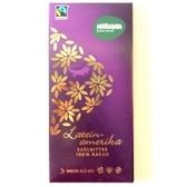 Naturata 拉丁美洲100%有機頂級黑巧克力 80g/片