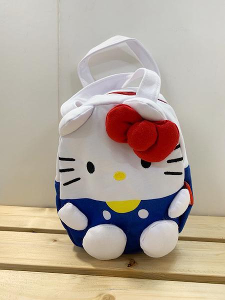 【震撼精品百貨】Hello Kitty 凱蒂貓~KITTY手提包-全身造型#37215