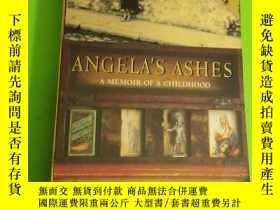 二手書博民逛書店ANGELAS罕見ASHES: A Memoir of a Ch