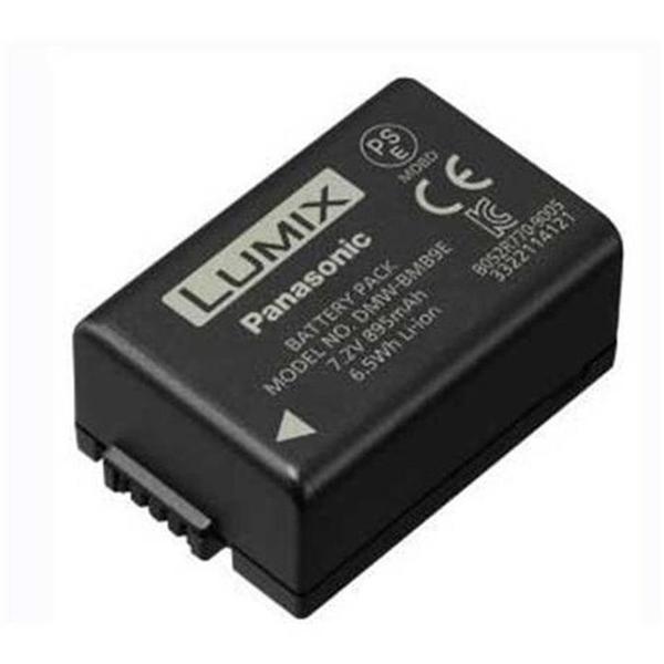 【完整盒裝】panasonic DMW-BMB9 原廠鋰電池 同 Leica BP-DC9 ( V-LUX2 V-LUX3