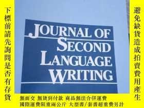 二手書博民逛書店Journal罕見of Second Language Writ
